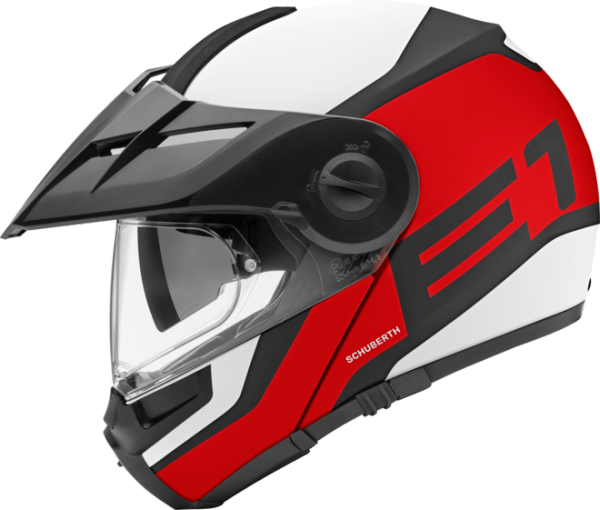 E1 Guardian Red